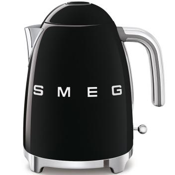 Czajnik elektryczny retro SMEG 50's Style 1,7L Czarny