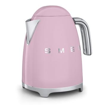 Czajnik elektryczny retro SMEG 50's Style 1,7L Różowy