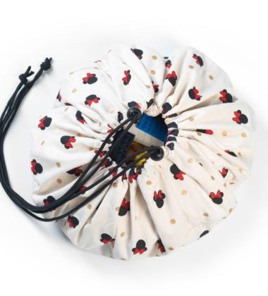 Worek-Mata Mini 40 cm Disney Minnie Czerwony