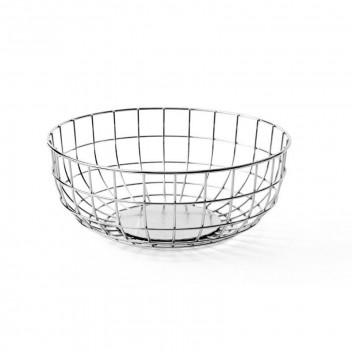 Kosz Norm Wire Bowl 25 cm Chrom