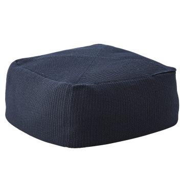 Puf DIVINE FOOTSTOOL 55x55x35 Midnight Blue