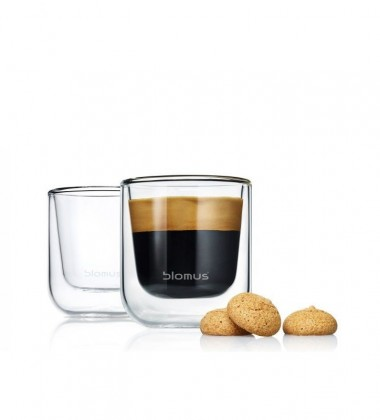 NERO Zestaw Szklanek do Espresso 80 ml Set 2