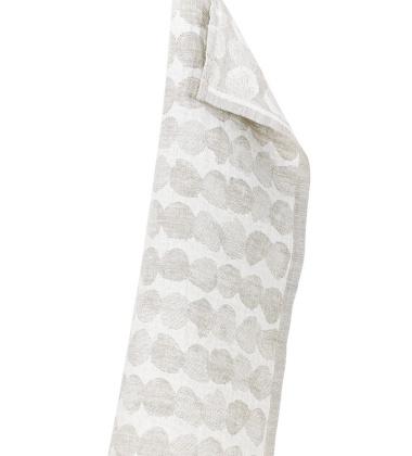 Ręcznik lniany SADEKUURO 48x70 Beżowy