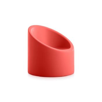 Fotel LIPSTICK Armchair 65x67 Czerwony