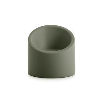 Fotel LIPSTICK Armchair 65x67 Zielony