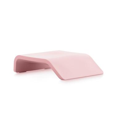 Stolik Podnóżek CLIP Table 70x55x19 Różowy
