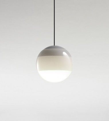 Lampa wisząca Dipping Light 20 cm Szara