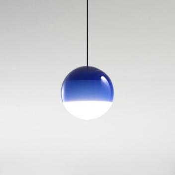 Lampa wisząca Dipping Light 20 cm Niebieska