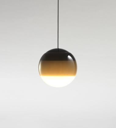 Lampa wisząca Dipping Light 20 cm Złota