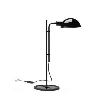 Lampa stołowa FUNICULI S Czarna