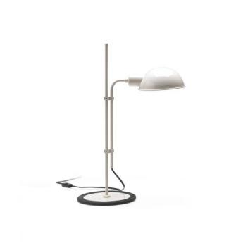 Lampa stołowa FUNICULI S Biała