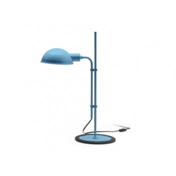 Lampa stołowa FUNICULI S Niebieska