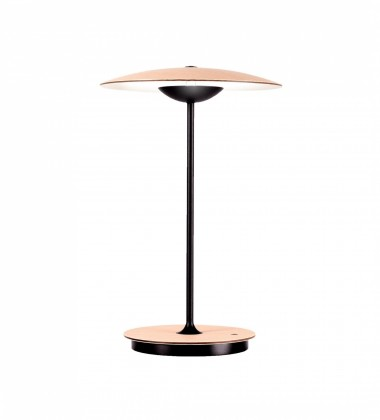 Lampa stołowa GINGER PORTABLE S H30 Dąb Naturalny
