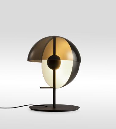 Lampa stołowa THEIA H43,5 Czarna