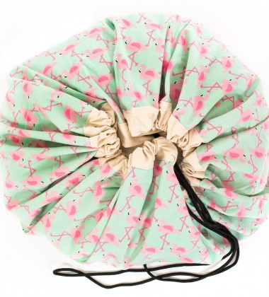 Worek-Mata Limited Edition Flamingi