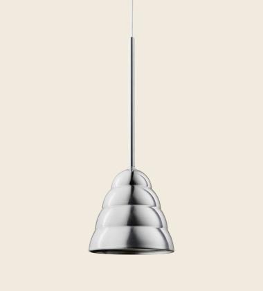 Lampa wisząca FIGURA STREAM LAMP 16,5 x 45 Chrom