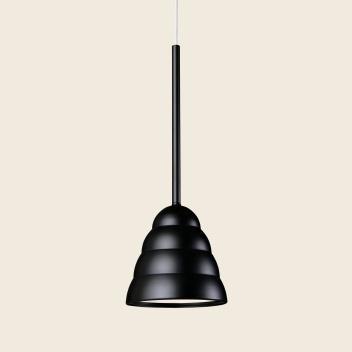 Lampa wisząca FIGURA STREAM LAMP 16,5 x 45 Czarna