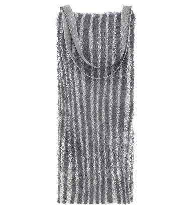 Pas i masażer do pleców VIILU Back Rub 14x65 Biało-Szary