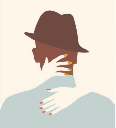 Poster 50x70 HUG ME By ViSSEVASSE