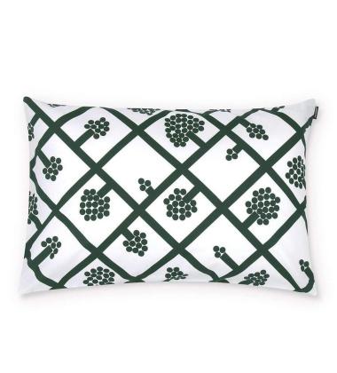 Poszewka na poduszkę Marimekko Spaljé 40x60 Zielona