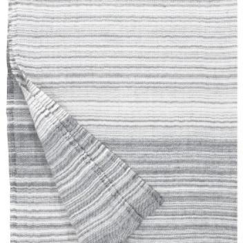 Ręcznik lniany kąpielowy ULAPPA 90x180 Szary