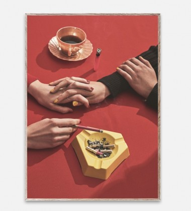 Poster 50x70 FIRST DATE By Henrik Bülow