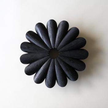 Podkładka pod gorące naczynia BLACK ASH TRIVET 4x30 cm