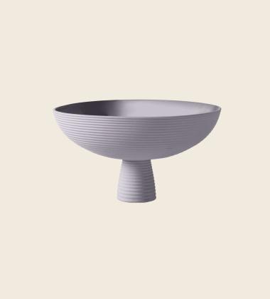 Misa ceramiczna 22x12 cm DAIS BOWL Lavender
