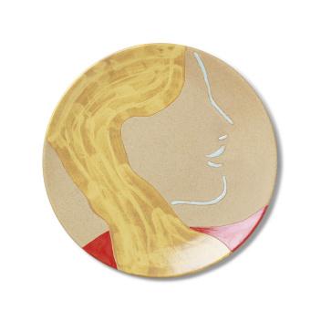 Talerz dekoracyjny 37,5 cm MIRA Ceramic Platter