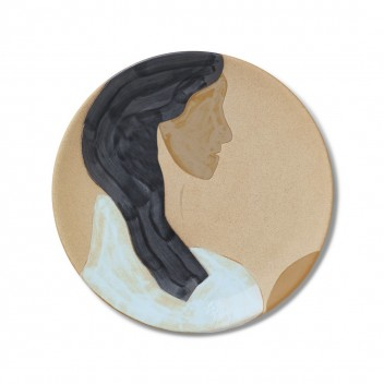 Talerz dekoracyjny 37,5 cm HESSA Ceramic Platter