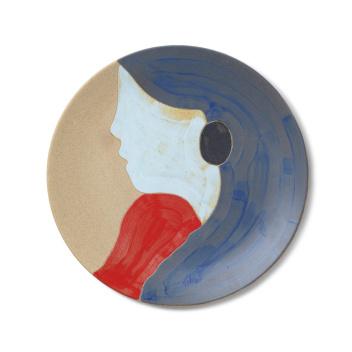 Talerz dekoracyjny 37,5 cm TALA Ceramic Platter