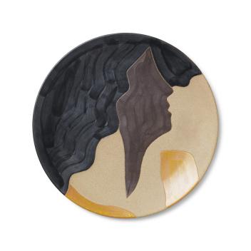 Talerz dekoracyjny 37,5 cm AYA Ceramic Platter
