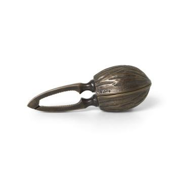 Dziadek do orzechów FOREST NUTCRACKER Black Brass