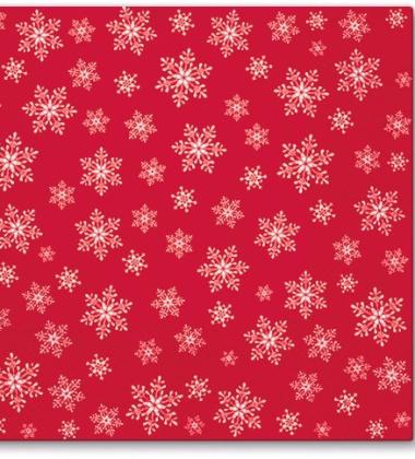 Serwetki papierowe świąteczne 33x33 TAT Stars Everywhere