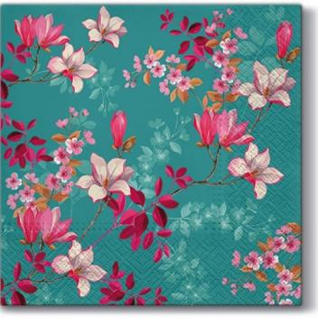 Serwetki papierowe 33x33 TAT Magnolia