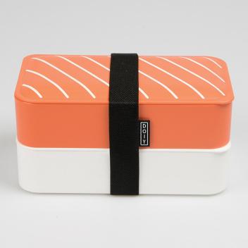 Pudełko na żywność NIGIRI BENTO SUSHI LUNCH BOX Salmon