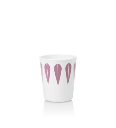 Kubeczek z melaminy LOTUS KIDS CUP 200 ml Różowy