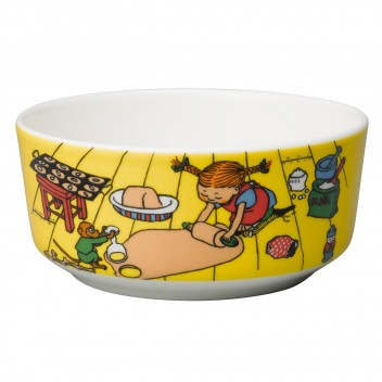 Miseczka z porcelany Pippi 15 cm Baking on the Floor