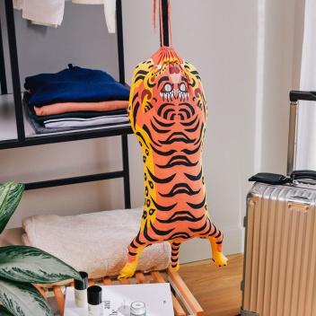 Turystyczny worek na brudy tygrys TIBETAN Pomarańczowy