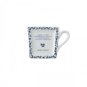 Ociekacz porcelanowy na herbatę Laura Ashley 10x8 FLORIS