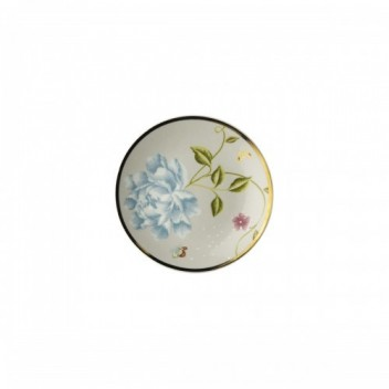Talerzyk porcelanowy 12 cm Laura Ashley Cobblestone Uni