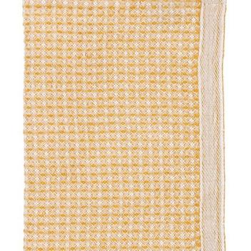 Ścierka kuchenna Maija Dish 25x32 Biało-Pomarańczowa