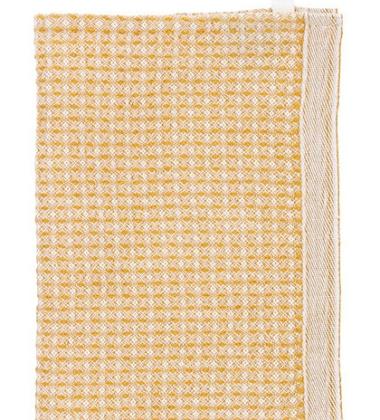 Ścierka kuchenna Maija 25x32 Biało-Pomarańczowa