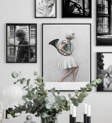 Poster 50x70 BULLETPROOF 34 By Vee Speers