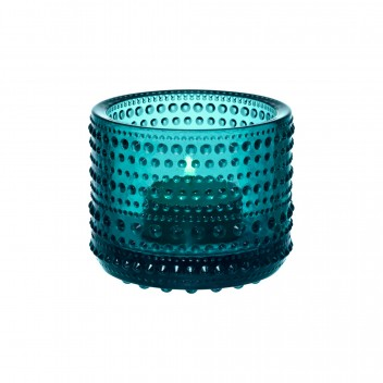 Świecznik Kastehelmi votive 64 mm Sea Blue