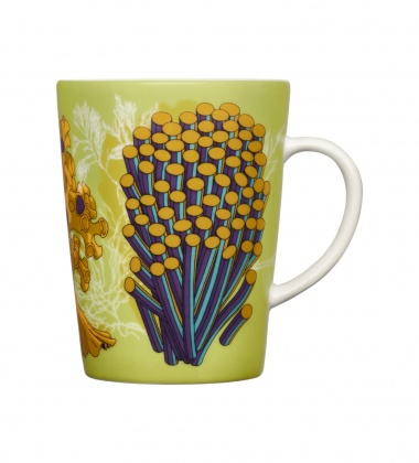 Kubek z porcelany Graphics Mug 400 ml ANEMONE