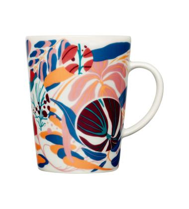 Kubek z porcelany Graphics Mug 400 ml DISTORTION