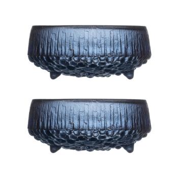 Komplet 2 miseczek Ultima Thule Rain 115 ml Set 2 Niebieskie
