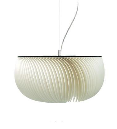 Lampa wisząca Moonjelly 40 cm Biała