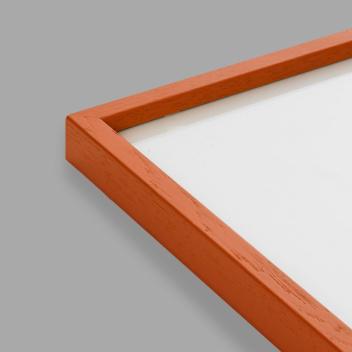 Ramka drewniana 30x40 Mado Pomarańczowa
